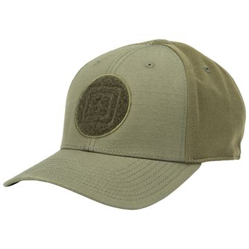 Picture of 5.11 DOWNRANGE CAP 2.0 OLIVE